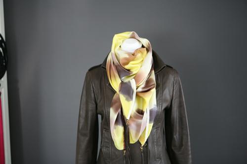 Zijden sjaal 807