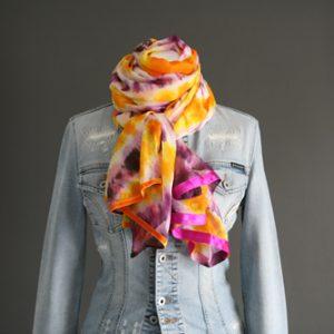 Zijden sjaal 503