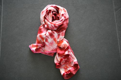 Zijden sjaal 505