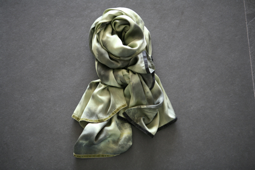 Zijden sjaal 506
