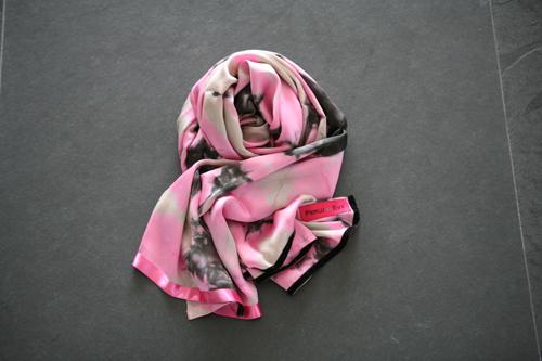 Zijden sjaal 601
